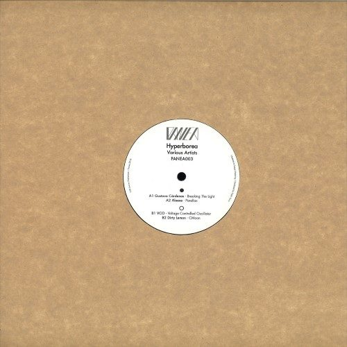 Various - Hyperborea - PANEA003 - PANEA RECORDS