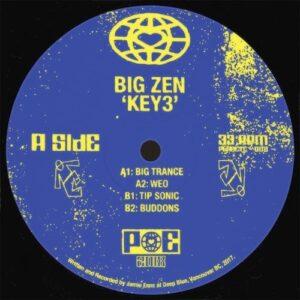 Big Zen - Key3 - PE002 - PLANET EUPHORIQUE