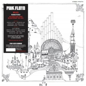 Pink Floyd - Relics - PFRLP18 - PINK FLOYD RECORDS