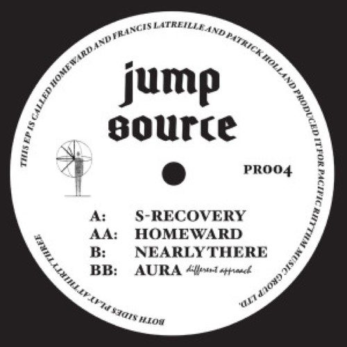 Jump Source - S Recovery - PR004 - PACIFIC RHYTHM