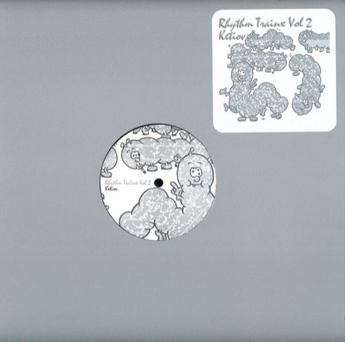 Ketiov - Rhythm Trainx Vol. 2 - RBB04 - RUNNING BACK