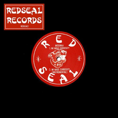 Mogwaa - Redseal 2 - REDSEAL02 - RED SEAL