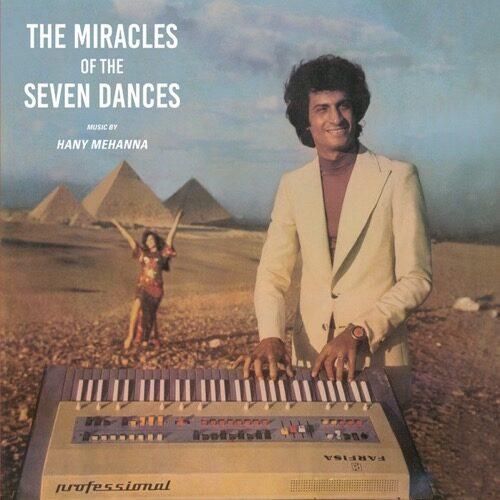 Hany Mehanna - The Miracle Of The Seven Dances - RMLP004 - RADIO MARTIKO
