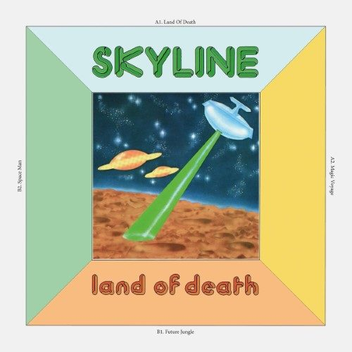 Skyline - Land Of Death - S20066R - seminato