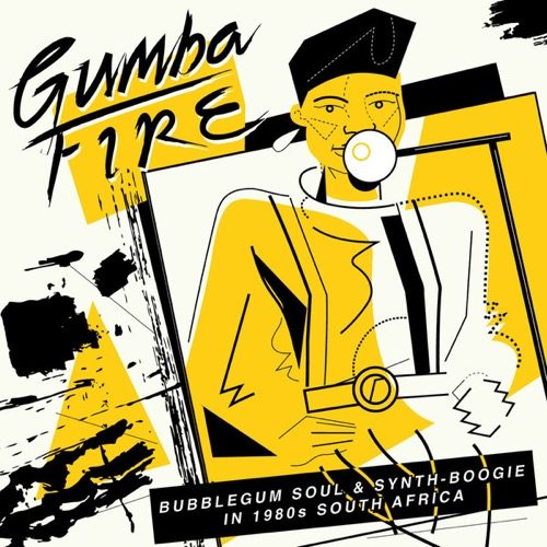 Various - Gumba Fire – Bubblegum - SNDWLP124 - SOUNDWAY