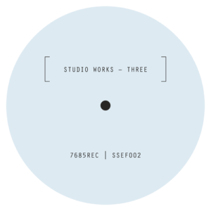 Studio Works - Three/Four - SSEF002 - 7685REC