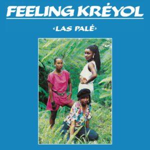 Las Pale - Feeling Kreyol - STRUT195LP - STRUT