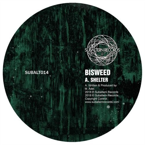 Bisweed - Into The Weald Ep - SUBALT014 - SUBALTERN RECORDS