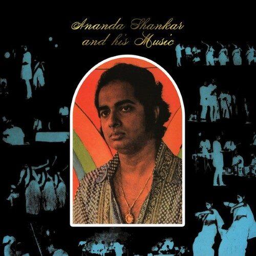 Ananda|Shankar - Ananda Shankar And His Music - TGT436 - THE GREAT THUNDER