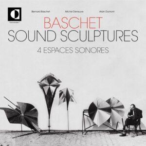 Bernard Braschet & Michel Deneuve - 4 Espaces Sonores - TRS04 - TRANSVERSALES DISQUES