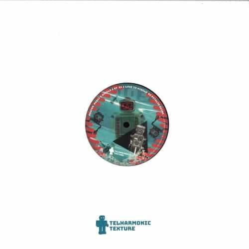 Akufen - Music 2 Wiggle 2 - TTX003 - TELHARMONIC TEXTURE