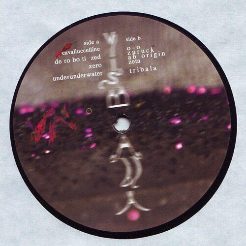 Visballa - Mud Hz - UMU001 - UMUMMU RECORDS