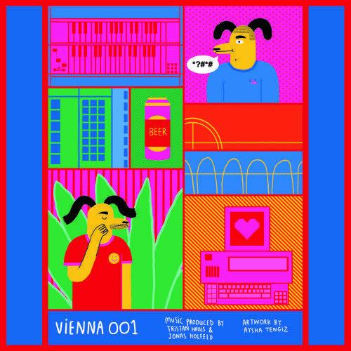 Dj Boring & Stanley Schmidt - Vienna001 - VIENNA001 - VIENNA