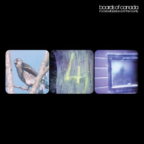 Boards Of Canada - In A Beautiful Place Out In The Country - WAP144 - WARP