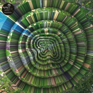 Aphex Twin - Collapse EP - WAP423 - WARP