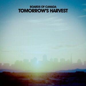 Boards Of Canada - Tomorrow's Harvest - WARPLP257 - WARP