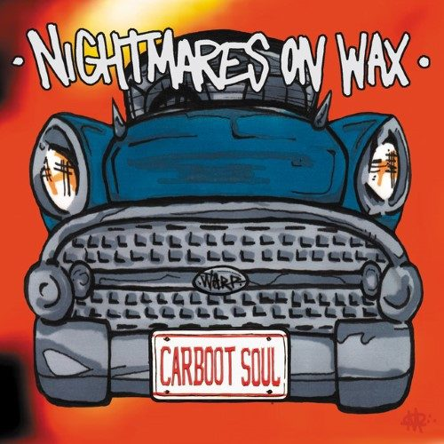 Nightmares On Wax - Carboot Soul - WARPLP61R - WARP RECORDS