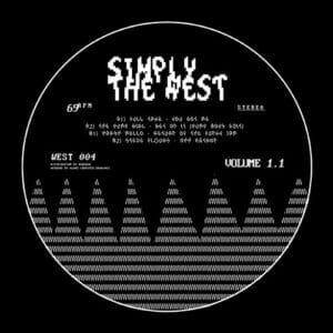 Various - Simply The West Vol.01 - WEST004 - WEST FRIENDS