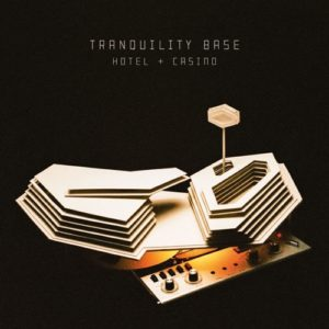 Arctic Monkeys - Tranquility Base Hotel & Casino - WIGLP339 - DOMINO