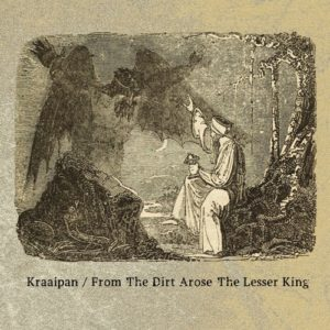 Deludium Skies|Threes And Will - Kraaipan / From The Dirt Arose The Lesser King - XTELREC3 - XTELYON RECORDS