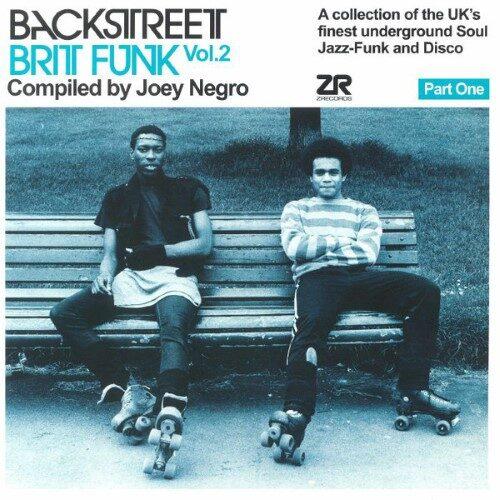 Various - Backstreet Funk Vol.2 Part 1 - ZEDDLP044 - Z RECORDS
