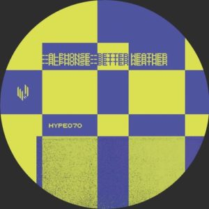 Alphonse - Better Weather - HYPE070 - HYPERCOLOR