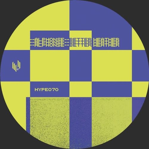 Alphonse - Better Weather - HYPE070 - HYPERCOLOR