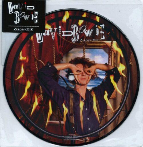 David Bowie - Zeroes - 0190295614003 - PARLOPHONE