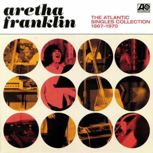 Aretha Franklin - Atlantic Singles.. - 0603497858040 - ATLANTIC