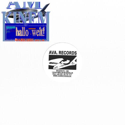 Am Kinem - Hallo Welt - AVA014 - AVA.RECORDS