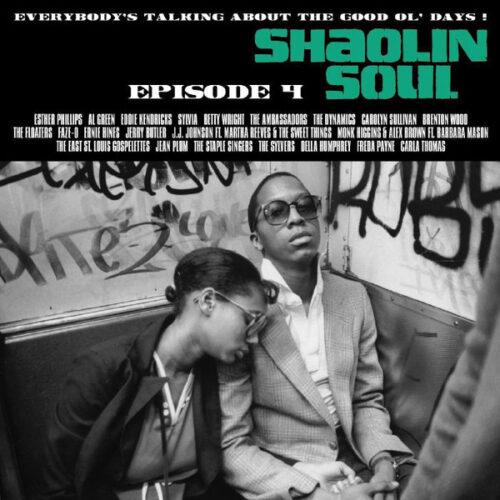 V.a. - Shaolin Soul Episode 4 (2lp. Gf+cd) - BEC5543596 - BECAUSE MUSIC