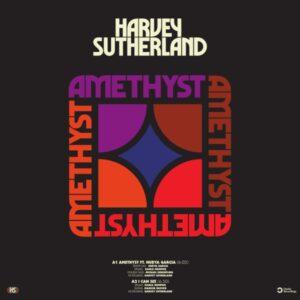 Harvey Sutherland - Amethyst Ep - CRC03 - CLARITY