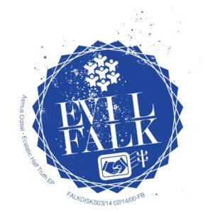 Asmus Odsat - Ecstatic Half Truth - FALKDISK03 - Falk Disks