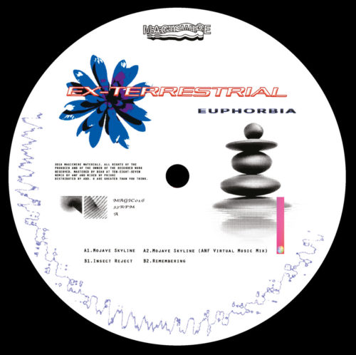 Ex-terrestrial - Euphorbia - MAGIC016 - MAGICWIRE