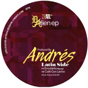 Andres - D.Atlien Ep - NDATL021 - NDATL