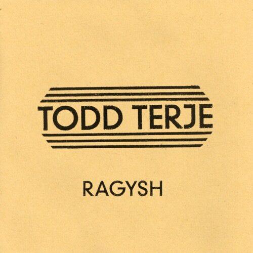 Todd Terje - Ragysh - RBCR-78 - RUNNING BACK