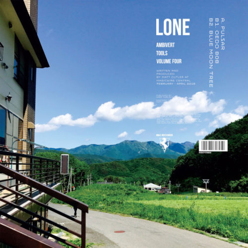 Lone - Ambivert Tools Volume Four - RS1814 - R&S RECORDS