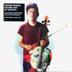Arthur Russell - Calling Out Of Context - RTRADLP161 - ROUGH TRADE