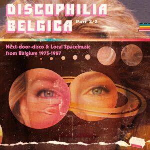 Various - Discophilia Belgica 1975-87 Pt.2 - SDBANLP12 - SDBAN