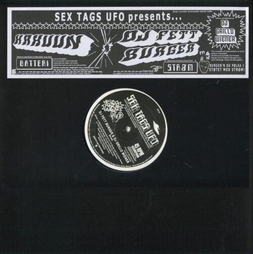 Kahuun/ARto - Batteri/MidiSync - UFO003 - sex tags ufo