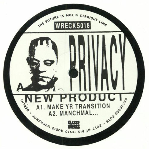 Privacy - New Product EP - Wrecks018 - KLASSE WRECKS