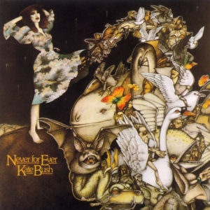 Kate Bush - Never For Ever - 190295593889 - WMG