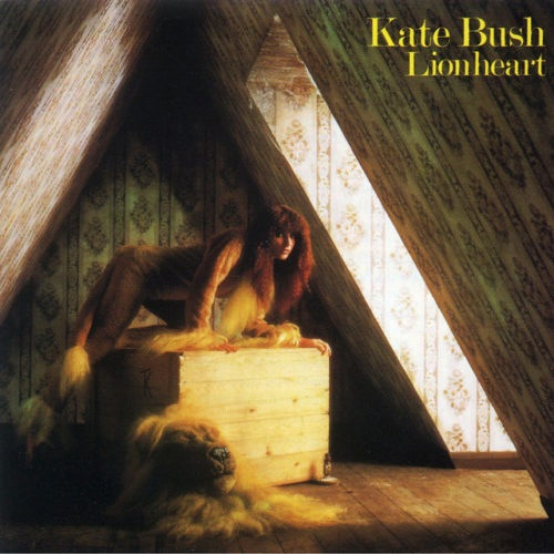 Kate Bush - Lionheart - 190295593896 - WMG