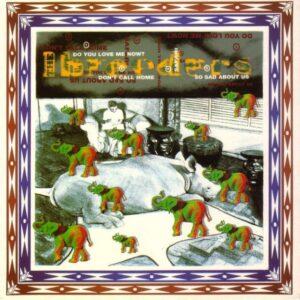 Breeders - Safari EP - 4AD0110T - 4AD