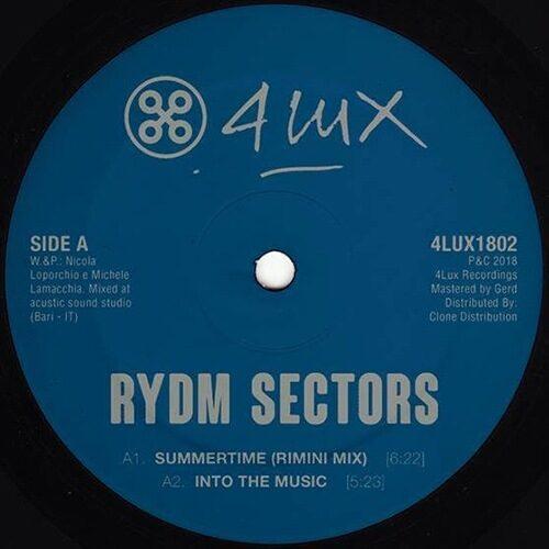 Rydm Sectors - Summertime - 4lux1802 - 4 LUX