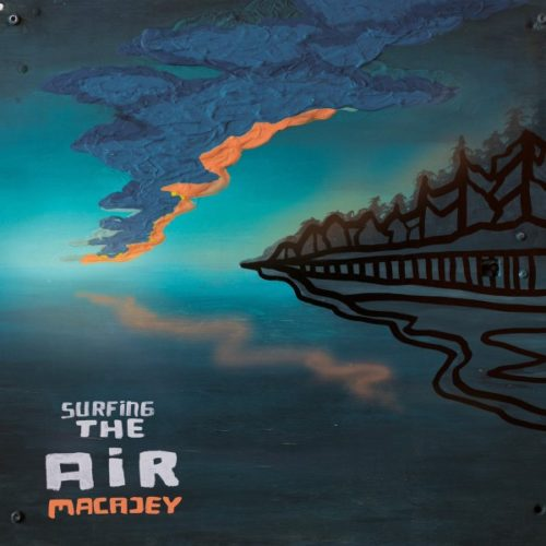 Surfing The Air - Macajey - 6417138655974 - N/A