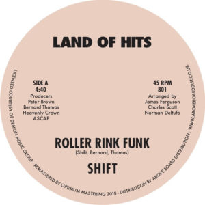 Shift - Roller Rink Funk - 801 - LAND OF HITS