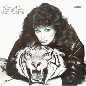 Marti Caine - Point Of View - BEWITH036LP - BE WITH RECORDS