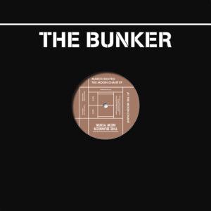 Marco Shuttle - The Moon Chant EP - BK035 - THE BUNKER NEW YORK