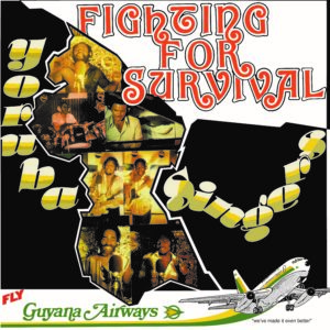 Yoruba Singers - Fighting For Survival - COS025LP - CULTURES OF SOUL
